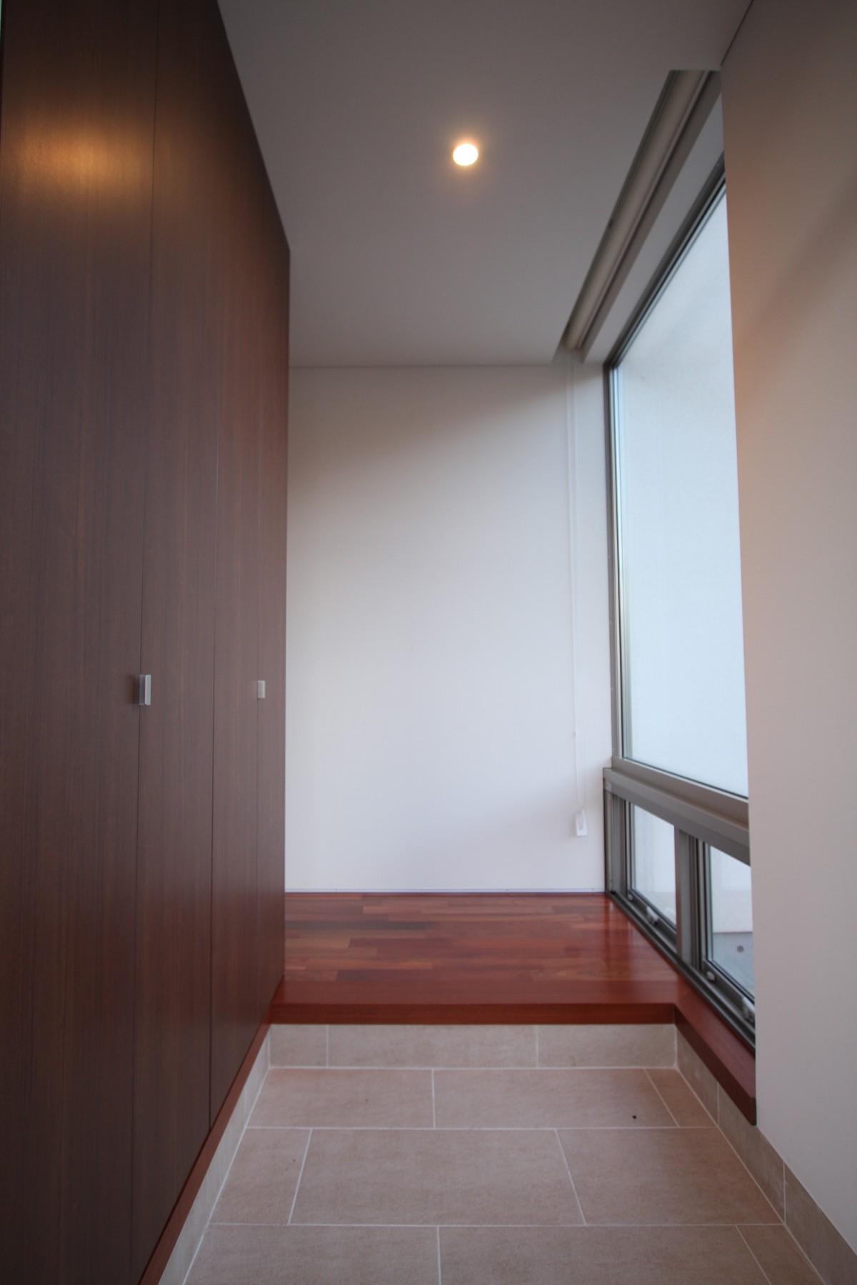 玄関事例:玄関(RELAXATION HOUSE)