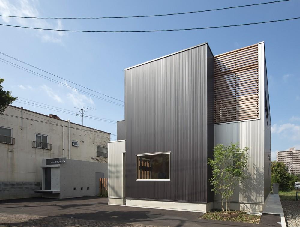 Gather House (外観)