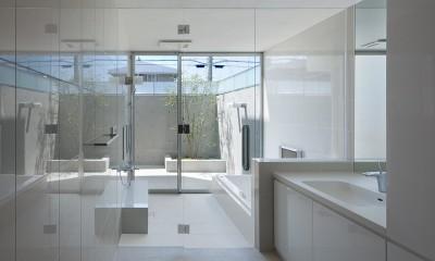 洗面浴室|UP! House