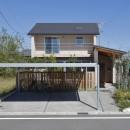 緑あふれる癒しの家の写真 外観