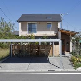 緑あふれる癒しの家 (外観)