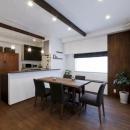 株式会社エンラージの住宅事例「Sunny warm style」