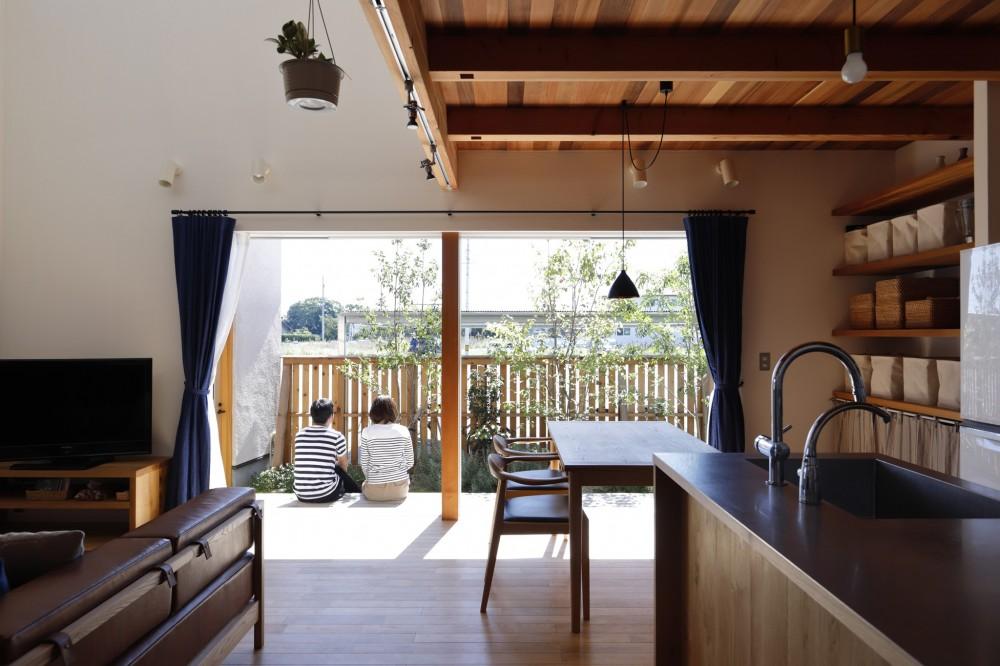空間 (緑あふれる癒しの家~アンティークやグリーンが映えるカフェのような家~)