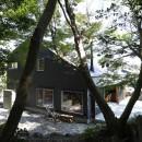 庭とつながる家~自然を身近に感じる家~の写真 外観