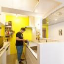 S邸-壁に色を塗りたい!夢とこだわりの詰まった寝室の写真 キッチン