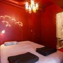 S邸-壁に色を塗りたい!夢とこだわりの詰まった寝室の写真 寝室