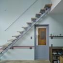 salon-「ここだけ」のリノベでつくる自分たちらしい空間の写真 階段