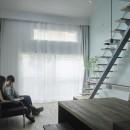 salon-「ここだけ」のリノベでつくる自分たちらしい空間の写真 リビング