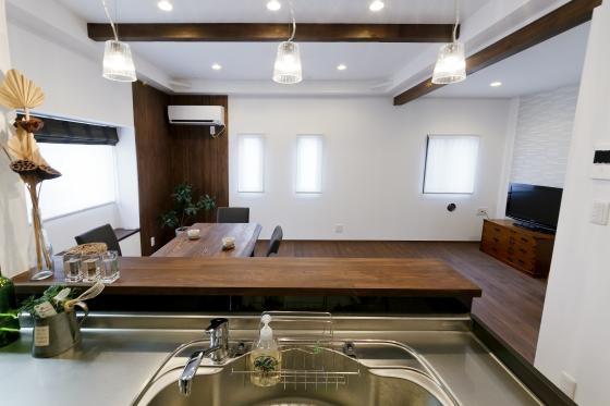Sunny warm styleの部屋 キッチン