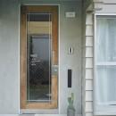 salon-「ここだけ」のリノベでつくる自分たちらしい空間の写真 玄関