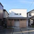 斜光の家の写真 外観ファサード