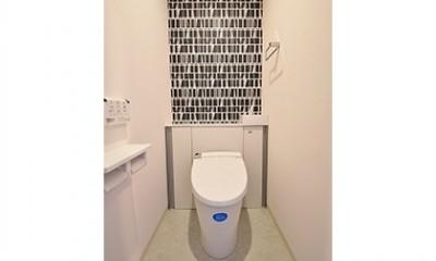 趣味のためのフルリノベ (トイレ)