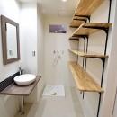 マニカホームの住宅事例「趣味のためのフルリノベ」