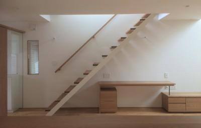 斜光の家 (階段)