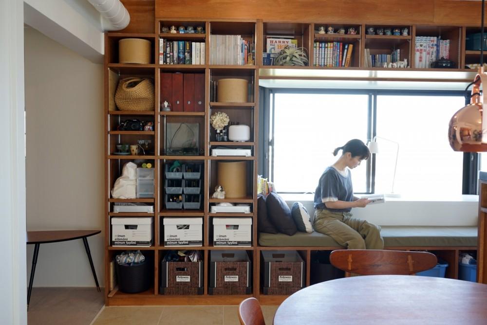 リノベーション・リフォーム会社:ハウストラッド「シンプルに暮らせる。ヴィンテージスタイルの家」