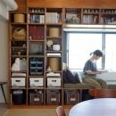 ハウストラッドの住宅事例「シンプルに暮らせる。ヴィンテージスタイルの家」