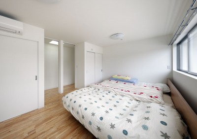 子供部屋 (ダイヤモンドカットの家 – 働く覚悟と白いダイヤモンド –)
