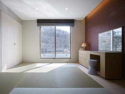 西東京の住宅改修 寝室 (西東京の住宅改修)