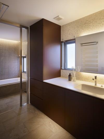 西東京の住宅改修 (西東京の住宅改修 浴室)