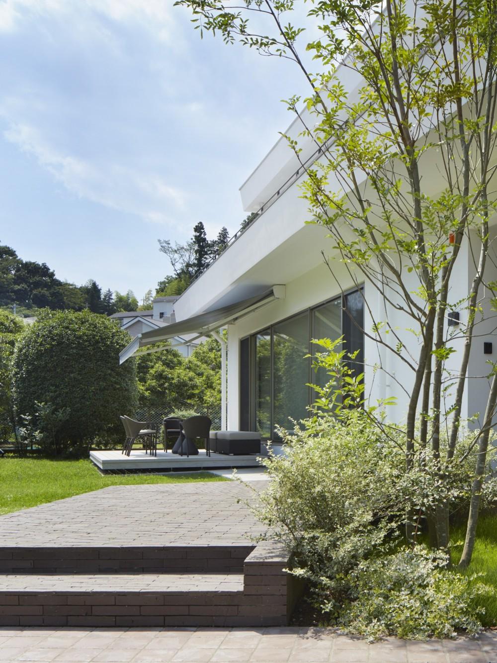 西東京の住宅改修 (西東京の住宅改修 外観)