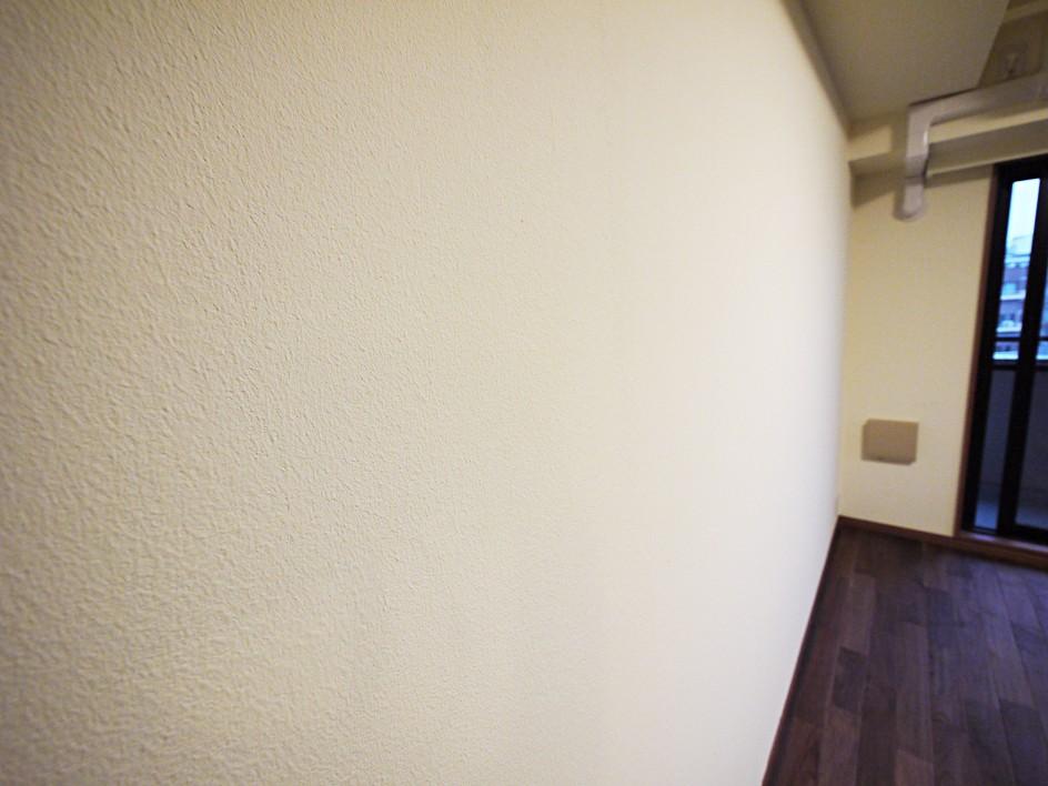 省エネ・断熱のエコリフォーム (洋室・壁)