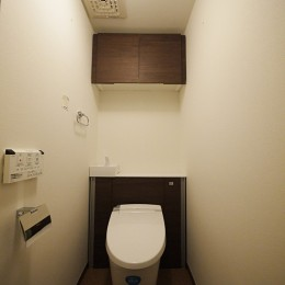 省エネ・断熱のエコリフォーム (トイレ)