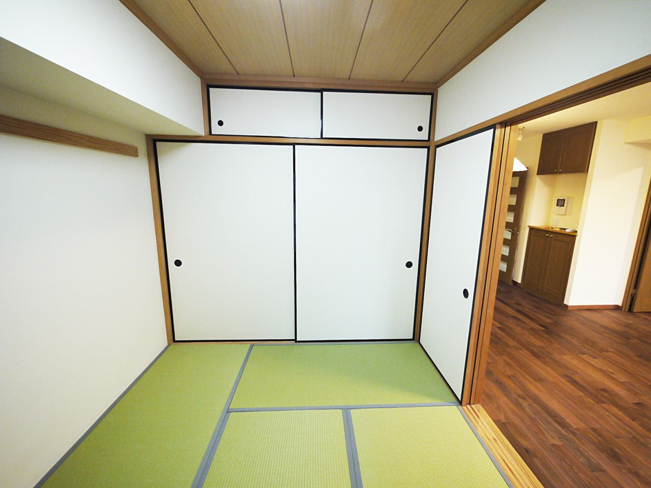 省エネ・断熱のエコリフォーム (和室・窓)