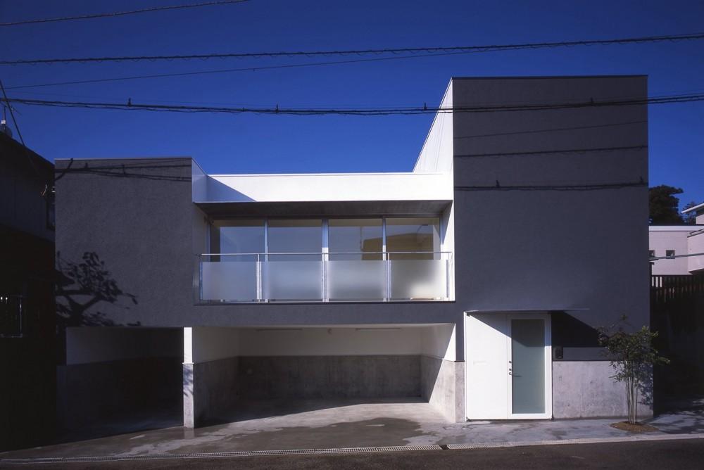 外観 (日立の2世帯住宅)