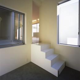 日立の2世帯住宅 (寝室)