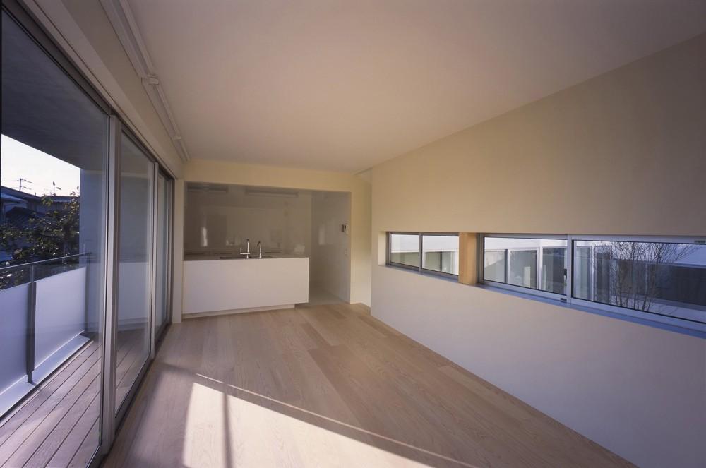日立の2世帯住宅 (2階LDKスペース)