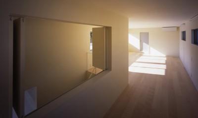 日立の2世帯住宅 (2階子供部屋)