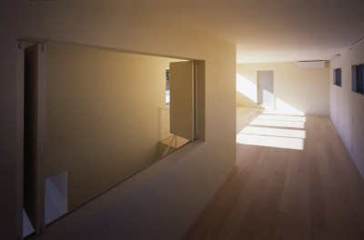 2階子供部屋 (日立の2世帯住宅)