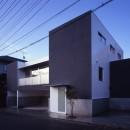 日立の2世帯住宅の写真 外観