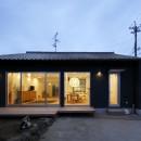 一級建築士事務所アトリエmの住宅事例「回遊できる家 – 長く子供と仲良く、築46年の回遊できる家<リノベーション> –」