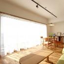 北欧家具を買いたくなる家の写真 LDK