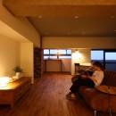 FULLHOUSE名古屋の住宅事例「夜景を楽しむ、大人Vintage Style」