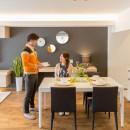 家で過ごす時間をもっと特別なものに ホテルライクな暮らしの写真 LDK