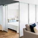 家で過ごす時間をもっと特別なものに ホテルライクな暮らしの写真 LDKから寝室