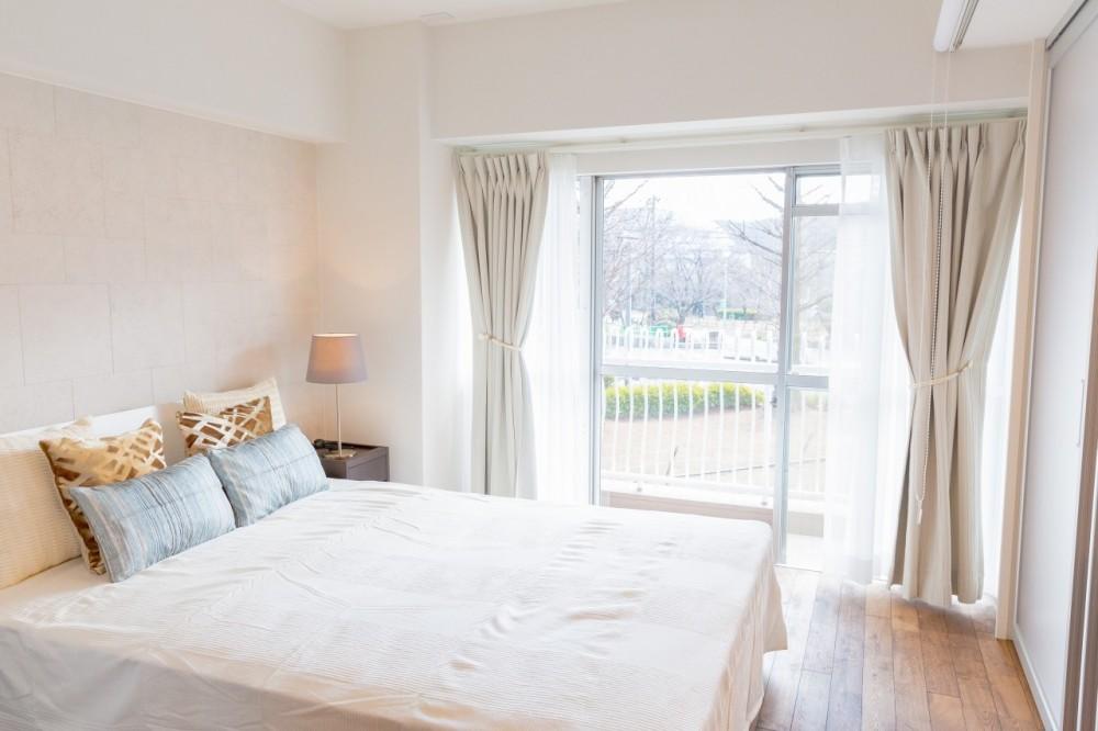 家で過ごす時間をもっと特別なものに ホテルライクな暮らし (ベッドルーム)