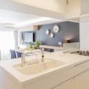 家で過ごす時間をもっと特別なものに ホテルライクな暮らしの写真 キッチン