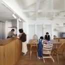 阿倍野の長屋  – 「5段の距離がいい」<リノベーション> –の写真 キッチン