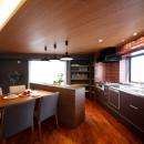 FULLHOUSE名古屋の住宅事例「大人カフェの寛ぎ感に包まれ都心で至福のコーヒータイム」