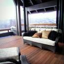 TAPO 富岡建築計画事務所の住宅事例「水上高原のヴィラ (ndesignと協同設計)」