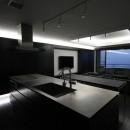 TAPO 富岡建築計画事務所の住宅事例「熱海Kヴィラ 伊豆山に建つリゾートマンションのリノベーション」