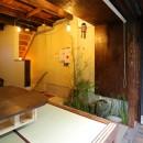 GUEST HOUSE とろとろ 空堀商店街の写真 地下空間と奥座敷へのアプローチ