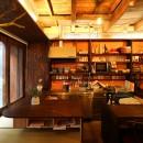 インテリアブックワームカフェ設計事務所の住宅事例「GUEST HOUSE とろとろ 空堀商店街」