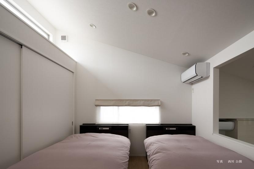 若林の家の部屋 寝室