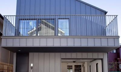 八千代の住宅 子育て世代のガレージハウス