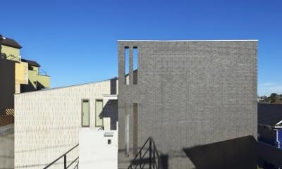鳥山町の家