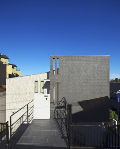 鳥山町の家 (外観)